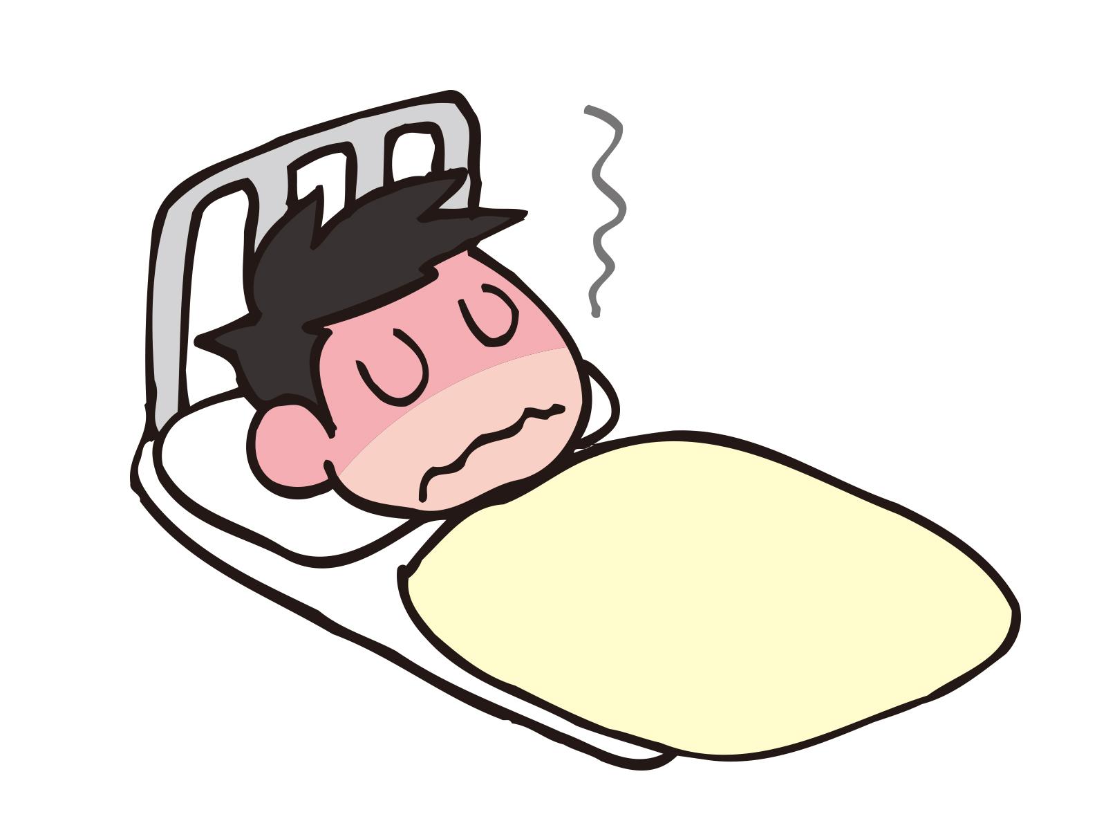 病気の可能性 : 急な腹痛・下痢...